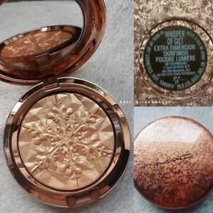 Mac cosmetics holiday extra dimension skinfinish